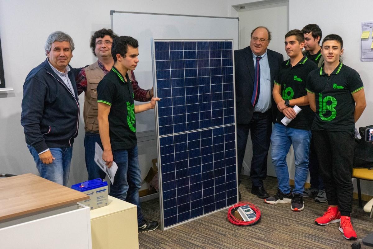 Trabalho PLUG & SAVE vence Concurso de Eficiência Energética