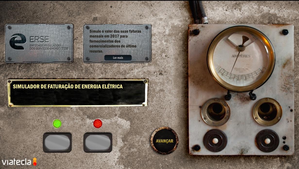 ERSE disponibiliza simulador de tarifário de energia eléctrica